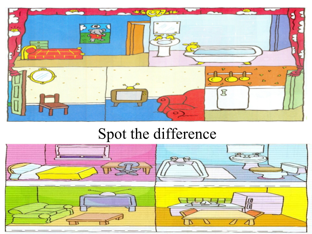 rooms difference